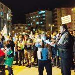 Tüm yurt genelinde İsrail'e tepki gösterildi