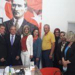 """""""İYİ partiye ilgi arttıkça milletimizin umudu artıyor"""""""
