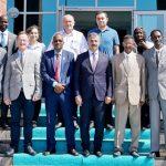 Sudan Alzaiem Alazhari Devlet Üniversitesi Rektörü Prof. Dr. Elwaleed M. Elamin Rektör Çiftçi'yi Ziyaret Etti